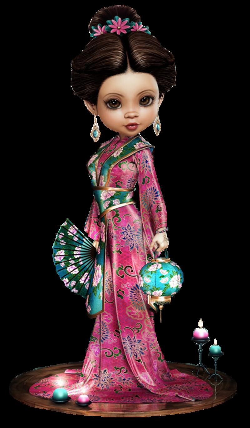 Petite Kimono